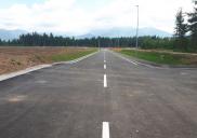 Komunalna in prometna infrastruktura območja L8 POSLOVNI KOMPLEKS BRNIK