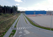 Communal and traffic infrastructure of the L8 AIRPORT BUSINESS PARK