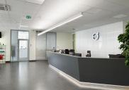 Poslovno-servisni center VOLVO TRUCKS v Ljubljani