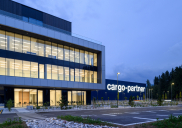 CARGO-PARTNER logistics center at the Ljubljana International Airport