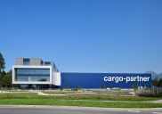 Logistikzentrum CARGO-PARTNER am Airport Ljubljana