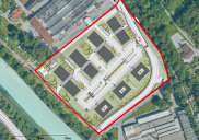 Municipal detailed spatial plan for the residential area Ob Savi in KRANJ