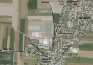Raum- und Bebauungsplan für den Sportpark in ŠENČUR