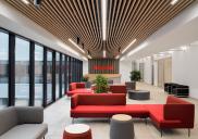 Interier in notranja oprema poslovnih prostorov RAYCAP