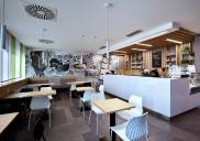 Restaurant and bar renovation at RTV SLOVENIJA