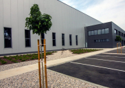 Proizvodno-poslovni objekt SchäferRolls pri Letališču Ljubljana