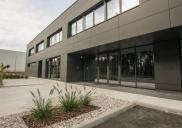 Produktions und Verwaltungsgebäude SchäferRolls am Airport Ljubljana