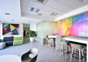 Prenova in širitev pisarniških prostorov NiceLabel / EURO PLUS