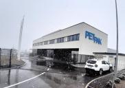 Produktions-, Lager- und Verwaltungsgebäude PET PAK in Postojna