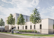 Manufacturing and administrative center Gabrijel aluminium in Grosuplje