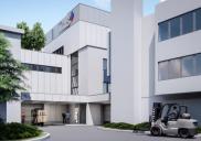 Manufacturing-adminstrative building LAMA NORTH