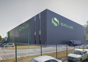 SALUS logistics center enlargement