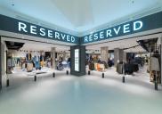 Poslovalnica blagovne znamke RESERVED
