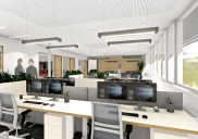 Office space renovation Iskraemeco