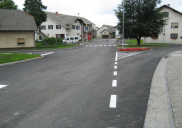 Communal infrastructure for Voklo and Voglje areas in ŠENČUR