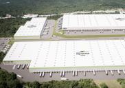 Logistics center Adria