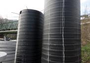 Sewage system network Struževo KRANJ