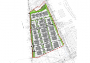 Municipal urban plan for the Lesce South business park RADOVLJICA