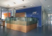 Interier in oprema pisarn LPKF Lasertechnik