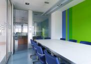 Interior design and office equipment LPKF Lasertechnik