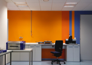 Interior design and office equipment LPKF Lasertechnik