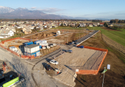 Komunalna infrastruktura na območju OPPN ŠENČUR ŠE 32 - 1. FAZA