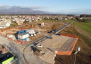 Infrastrukturerschließung in Šenčur - ŠE 32