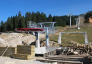 4er-Sesselbahn Tiha Dolina Ski Resort KRVAVEC