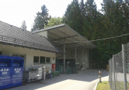 Civic amenity center ŠENČUR