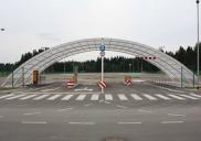 North parking place - Ljubljana International AIRPORT