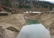 Sewage system network Stara Fužina BOHINJ