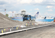 Extension of the airport apron at the Ljubljana International AIRPORT