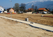 Communal infrastructure for a residential area Langusova in RADOVLJICA