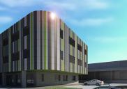 Business-warehouse complex REŠET