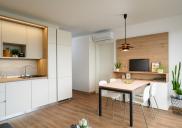 Innenausstattung und Ausstattung des Wohnviertels Jurij