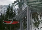 Single seat chairlift Gospinca Ski Resort KRVAVEC