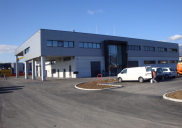 Manufacturing-warehouse-administrative building METAL PROFIL