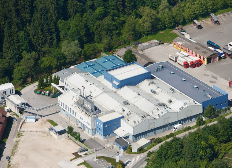 Implemented projects for the pharmaceutical company LEK (SANDOZ NOVARTIS group) at the Prevalje production site -