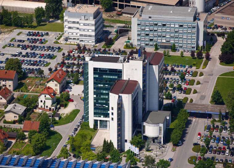 More than 120 implemented projects for the pharmaceutial company LEK (SANDOZ NOVARTIS group) at the Ljubljana production site -